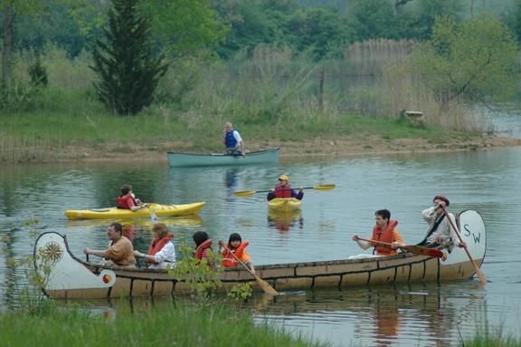 Canoe Kayak Voyager