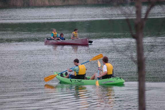 Canoeing and Kayaking on Lake Atwood