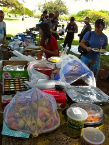 Ono Food at Hawaii Geek Fest