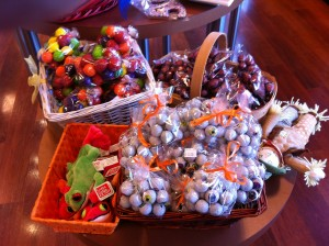 Holiday and special occasion candy
