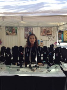 Stephanie Tantillo of Satori Fire Glass