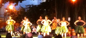 Waikiki Hula on the Kuhio Beach Hula Mound