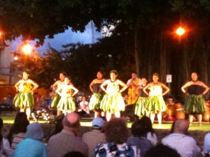 Hula Kuhio Mound Waikiki